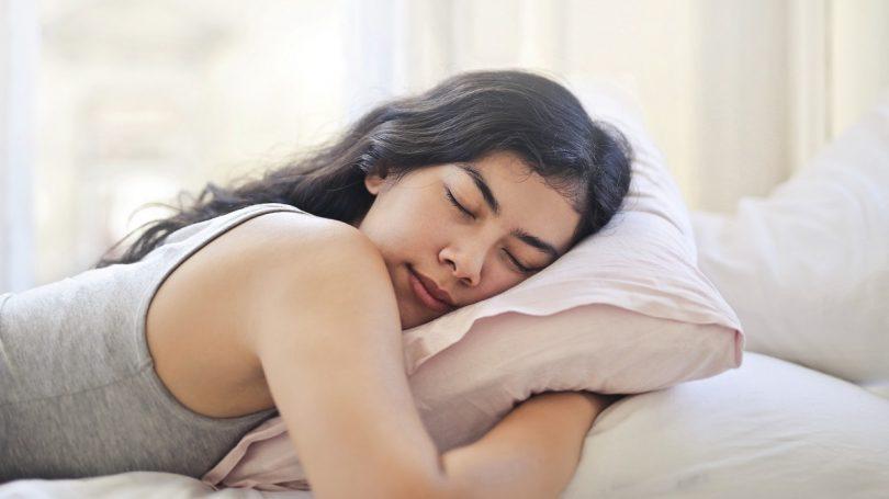 moon breathing sleeping technique